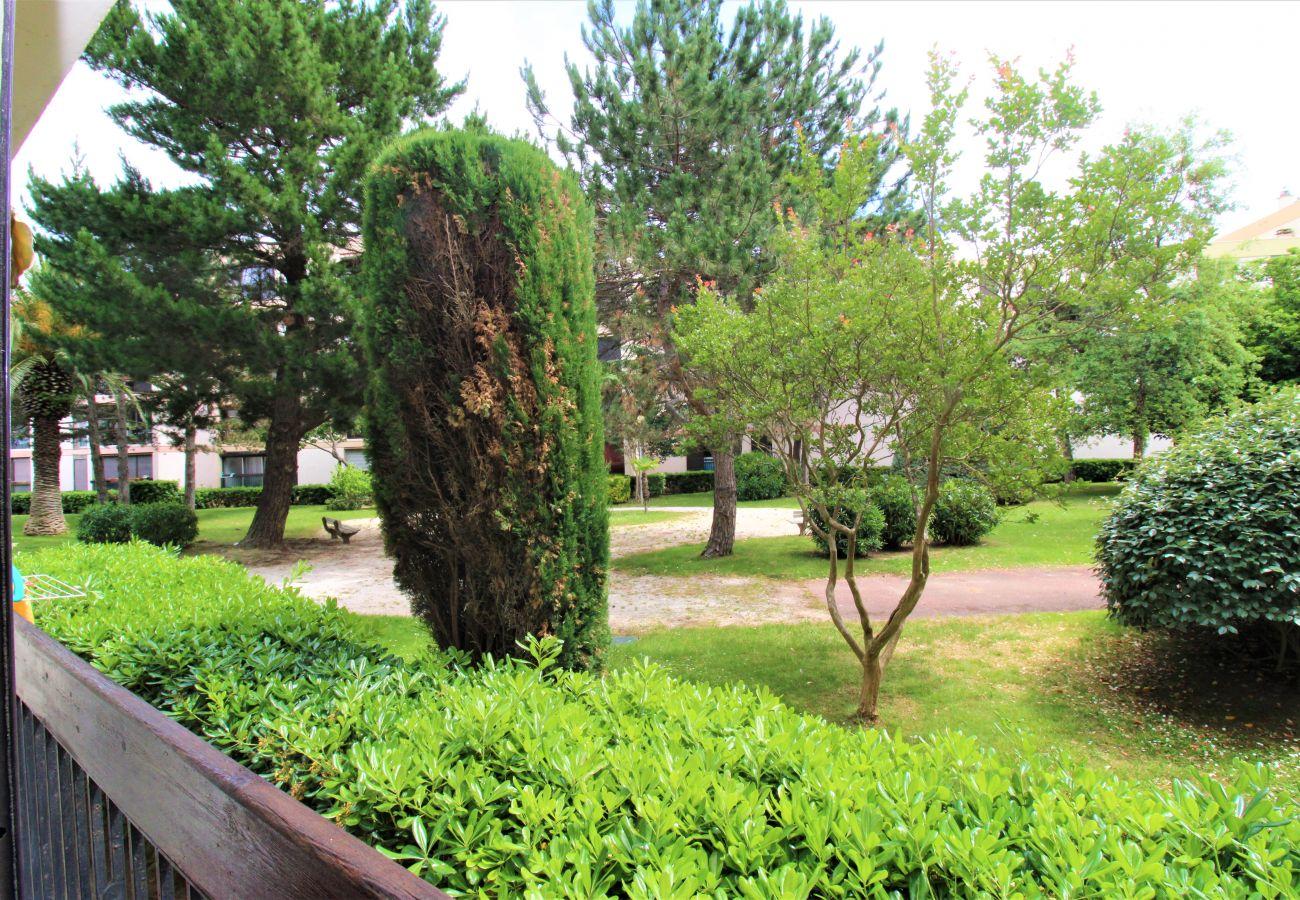 Ferienwohnung in Saint-Cyprien - Appartement 6 personnes proche des plages et parking