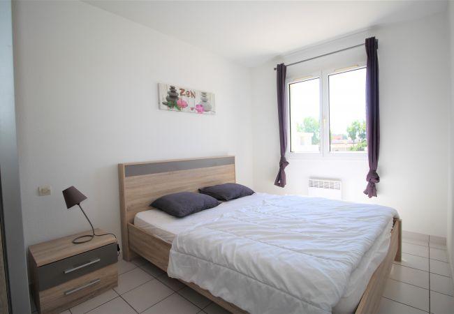 Apartamento en Canet-en-Roussillon - 1 bedroom apartment + parking in Canet