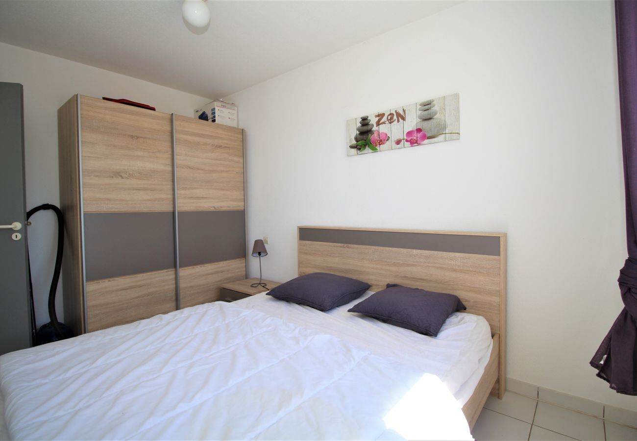 Apartamento en Canet-en-Roussillon - 1 bedroom apartment + parking in Canet