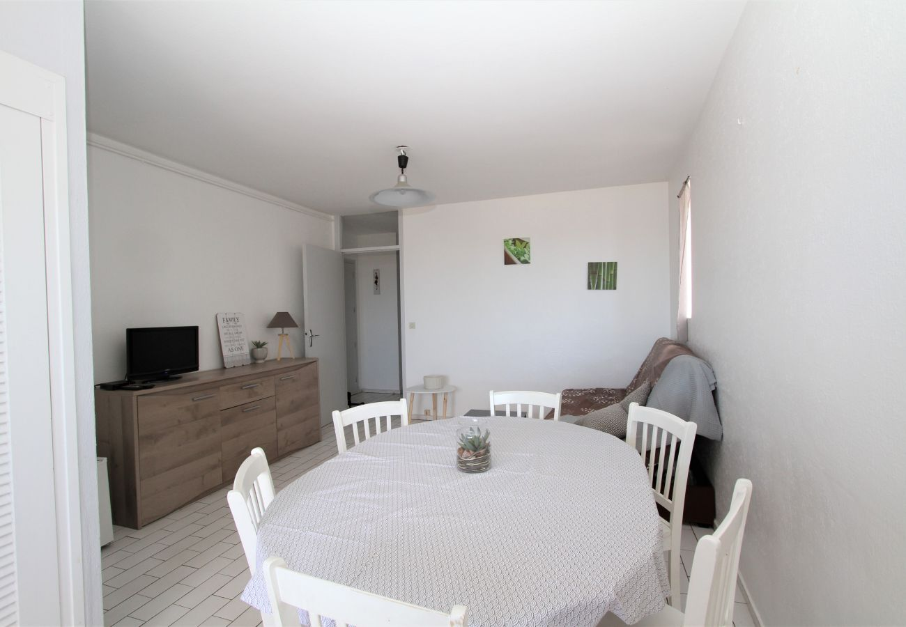 Apartamento en Canet-en-Roussillon - 2 bedrooms appartment + parking