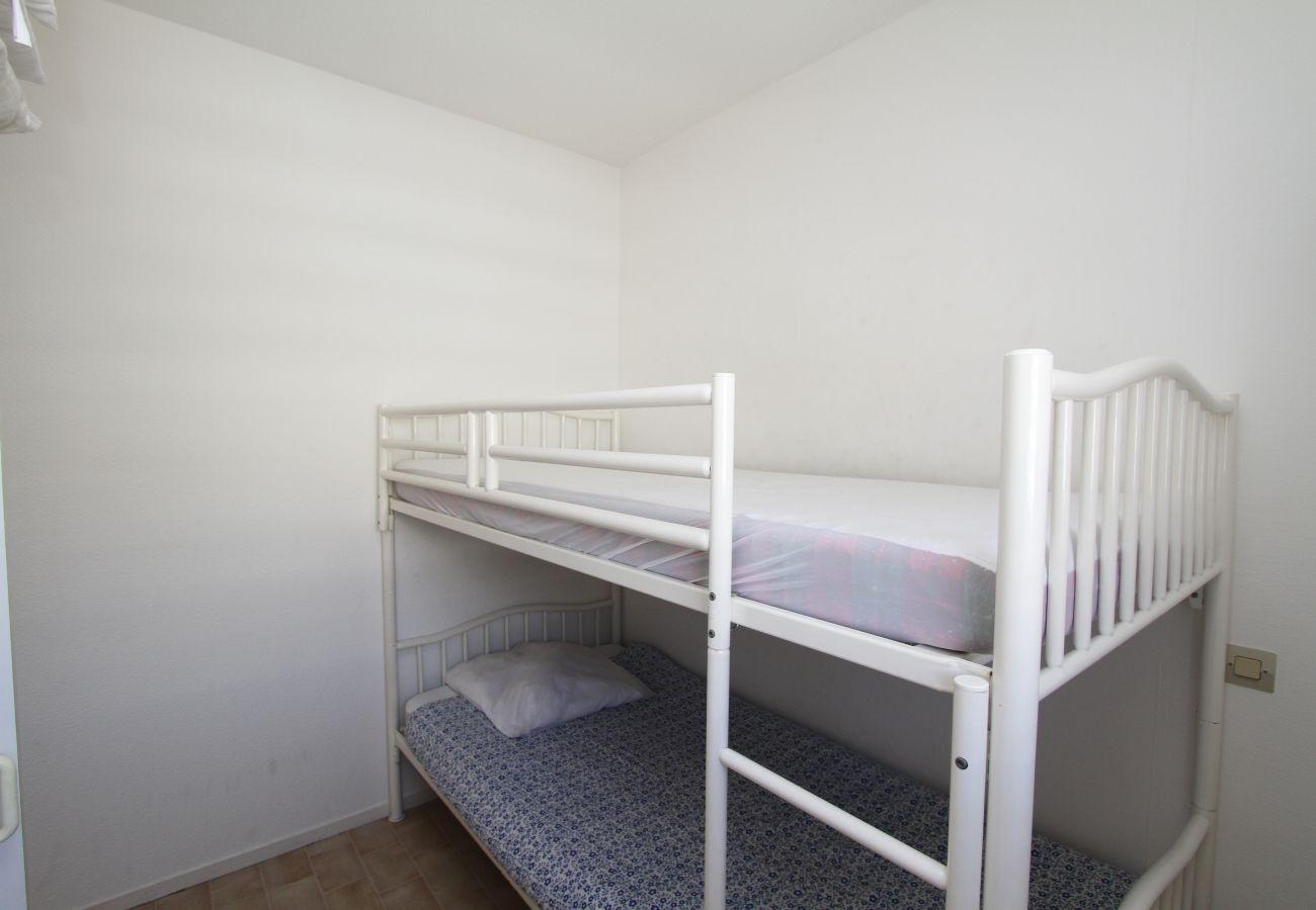 Apartamento en Canet-en-Roussillon - T2 à 100m de la plage