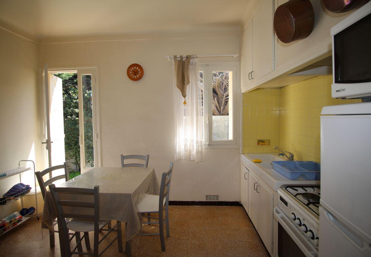 Casa en Canet-en-Roussillon - Maison 3 chambres à 600m de la plage