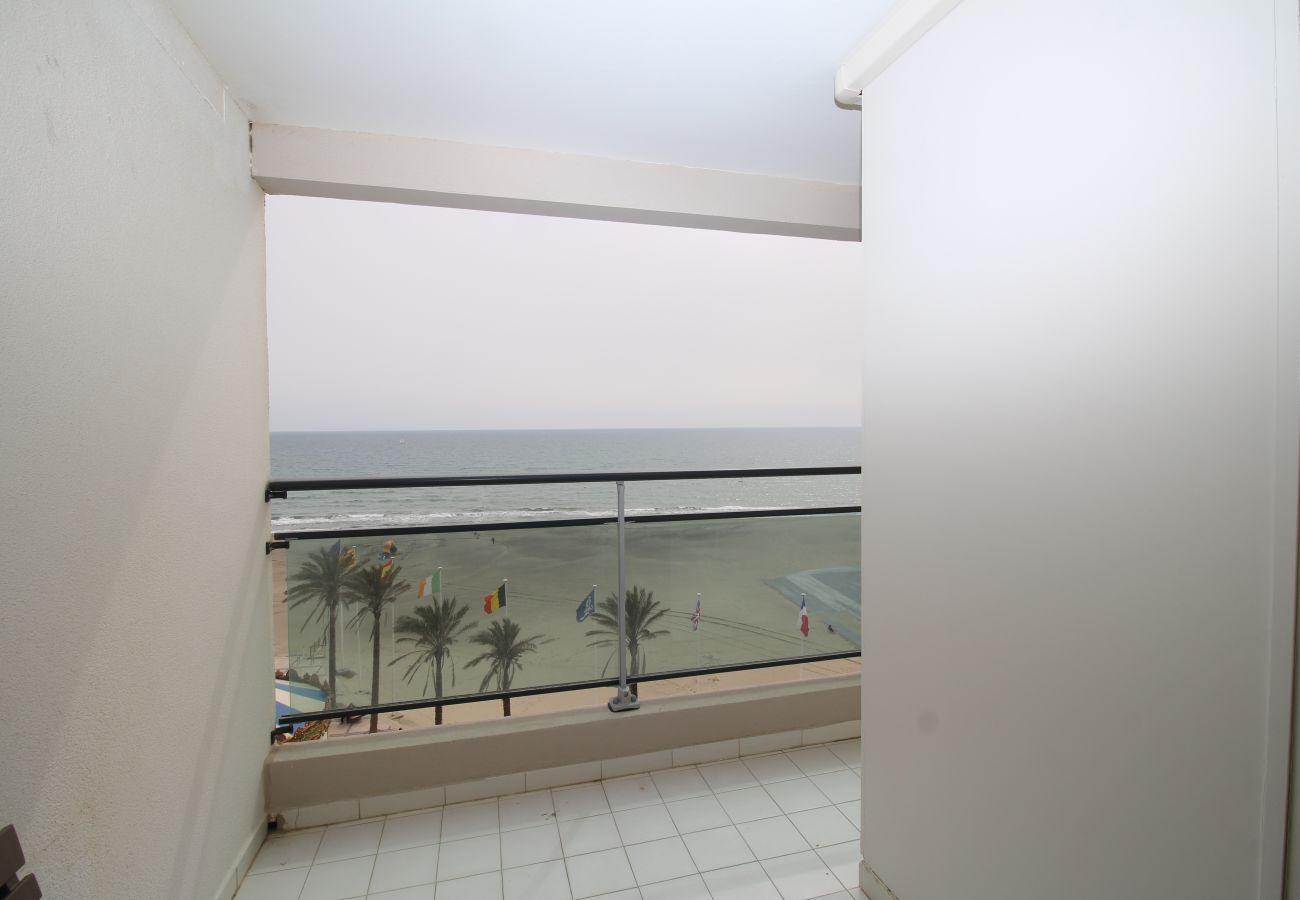 Estudio en Canet-en-Roussillon - Cosy studio with sea view