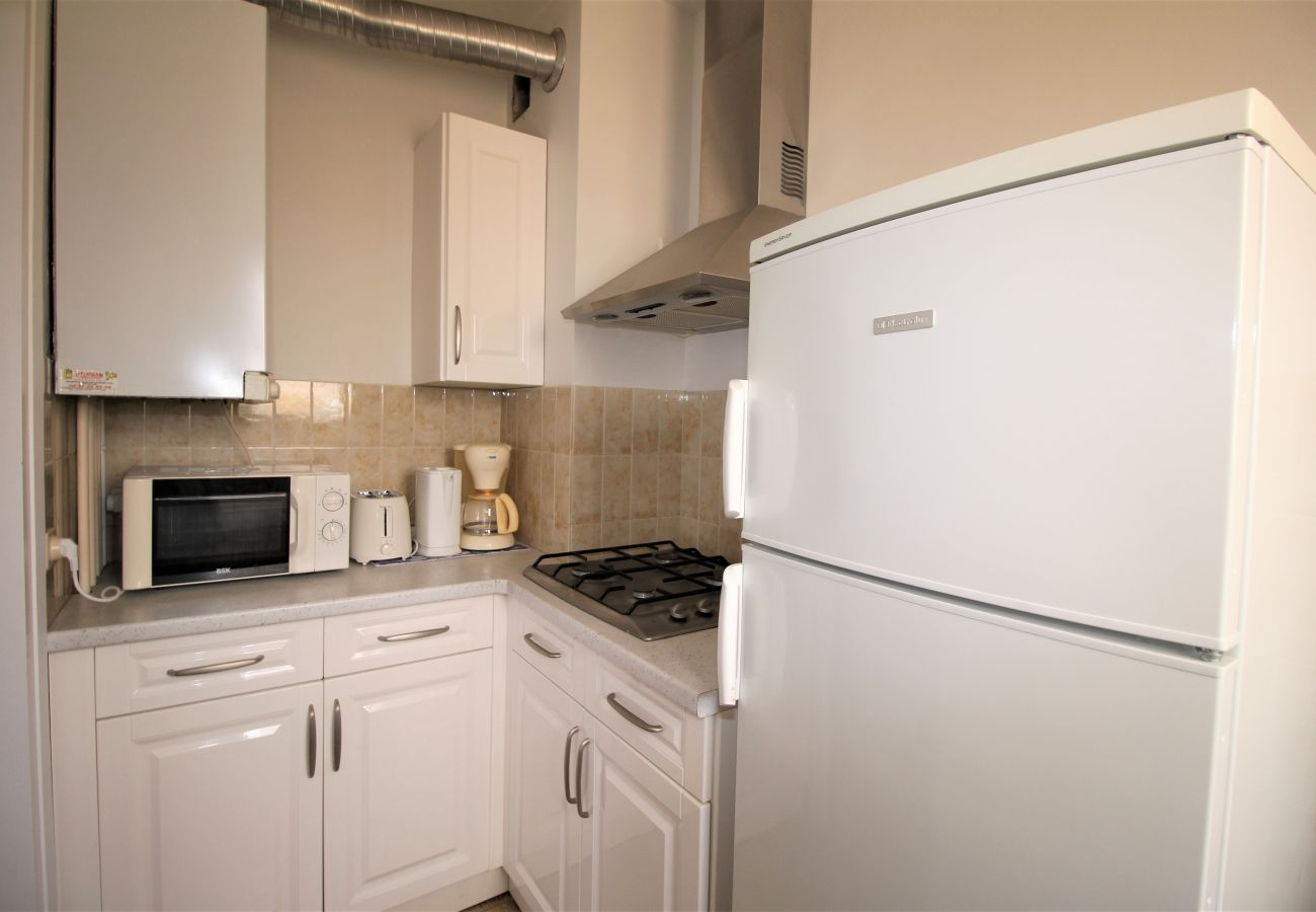 Apartamento en Canet-en-Roussillon - 2 pièces dans le centre avec parking