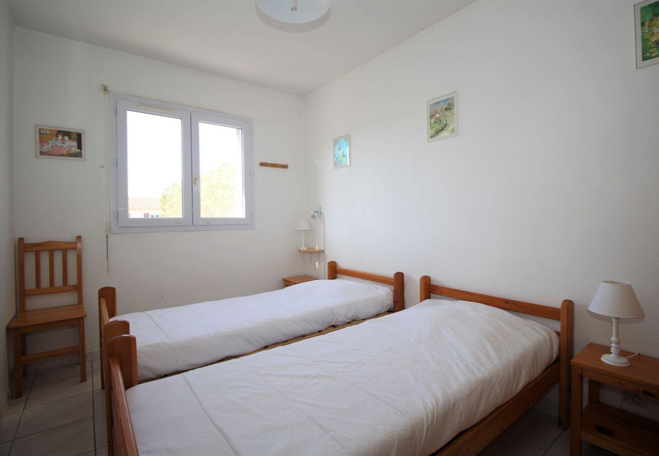 Maison à Canet-en-Roussillon - Villa 6 couchages proche de la mer