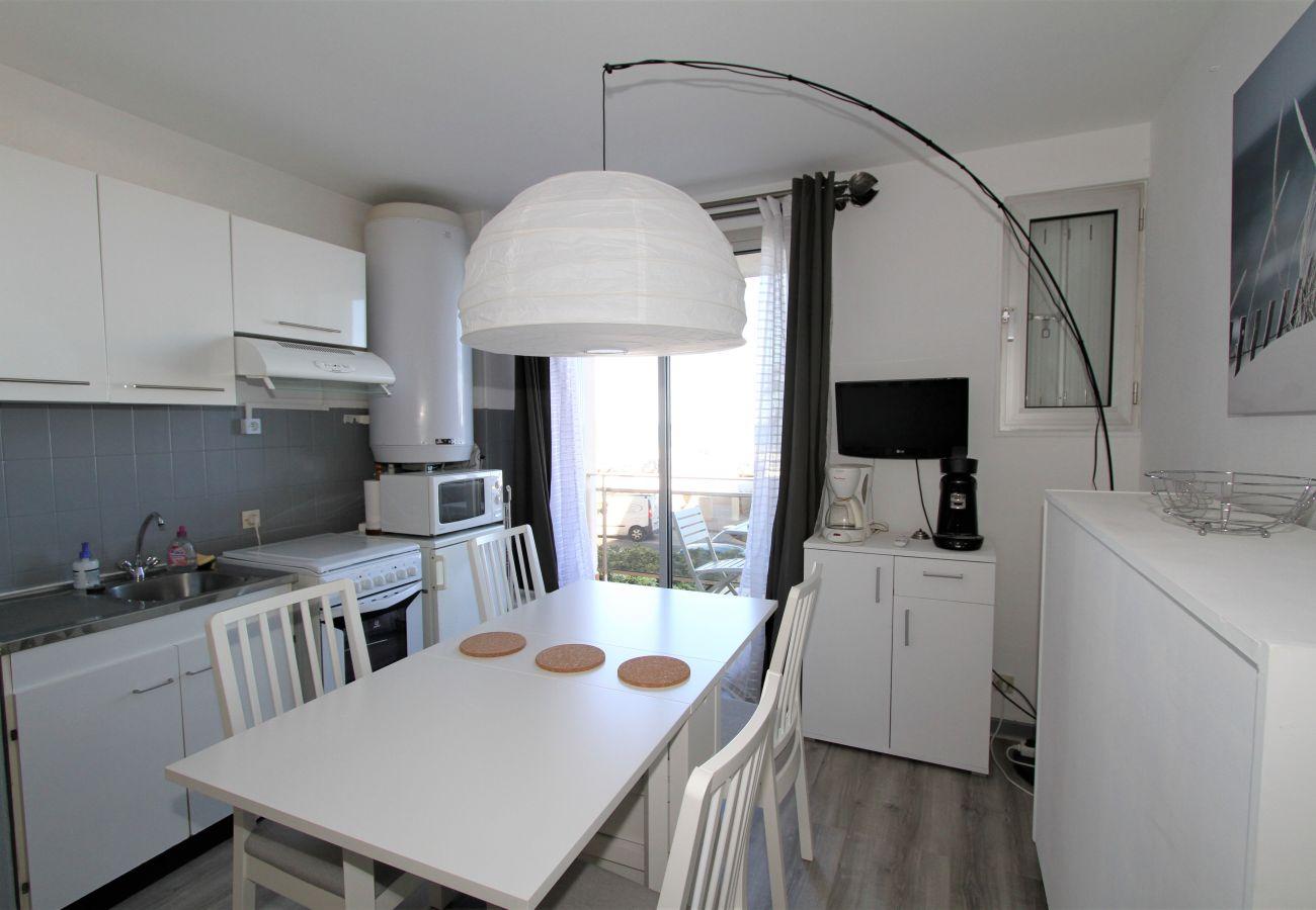 Studio à Canet-en-Roussillon - Studio au pied de la plage