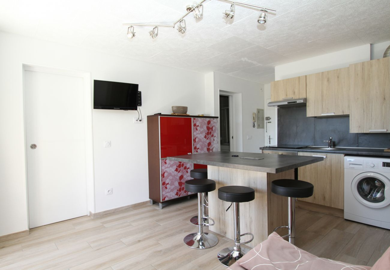 Appartement à Canet-en-Roussillon - 2 pièces classé 3 étoiles