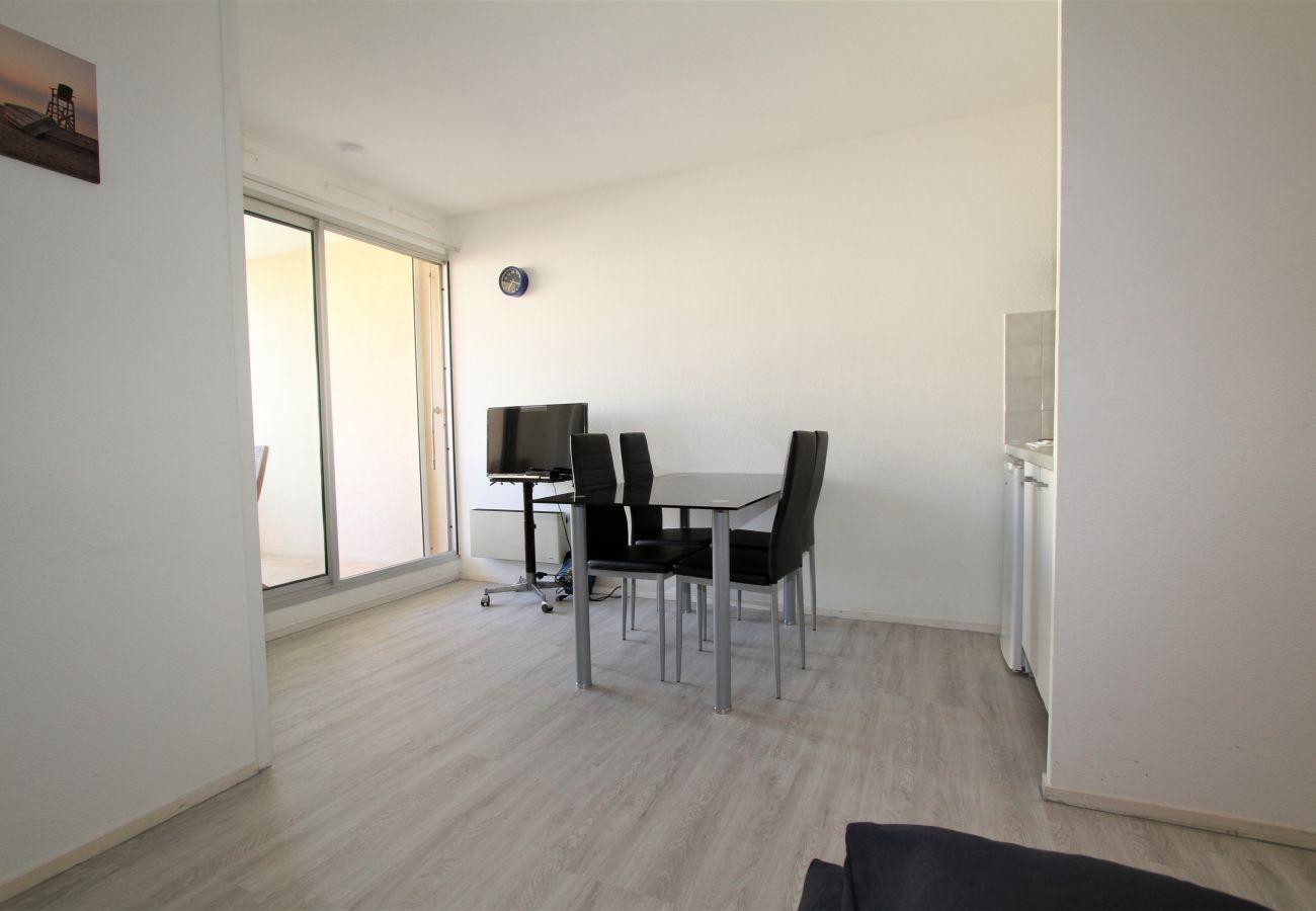 Appartement à Canet-en-Roussillon - T2 à 100m de la plage