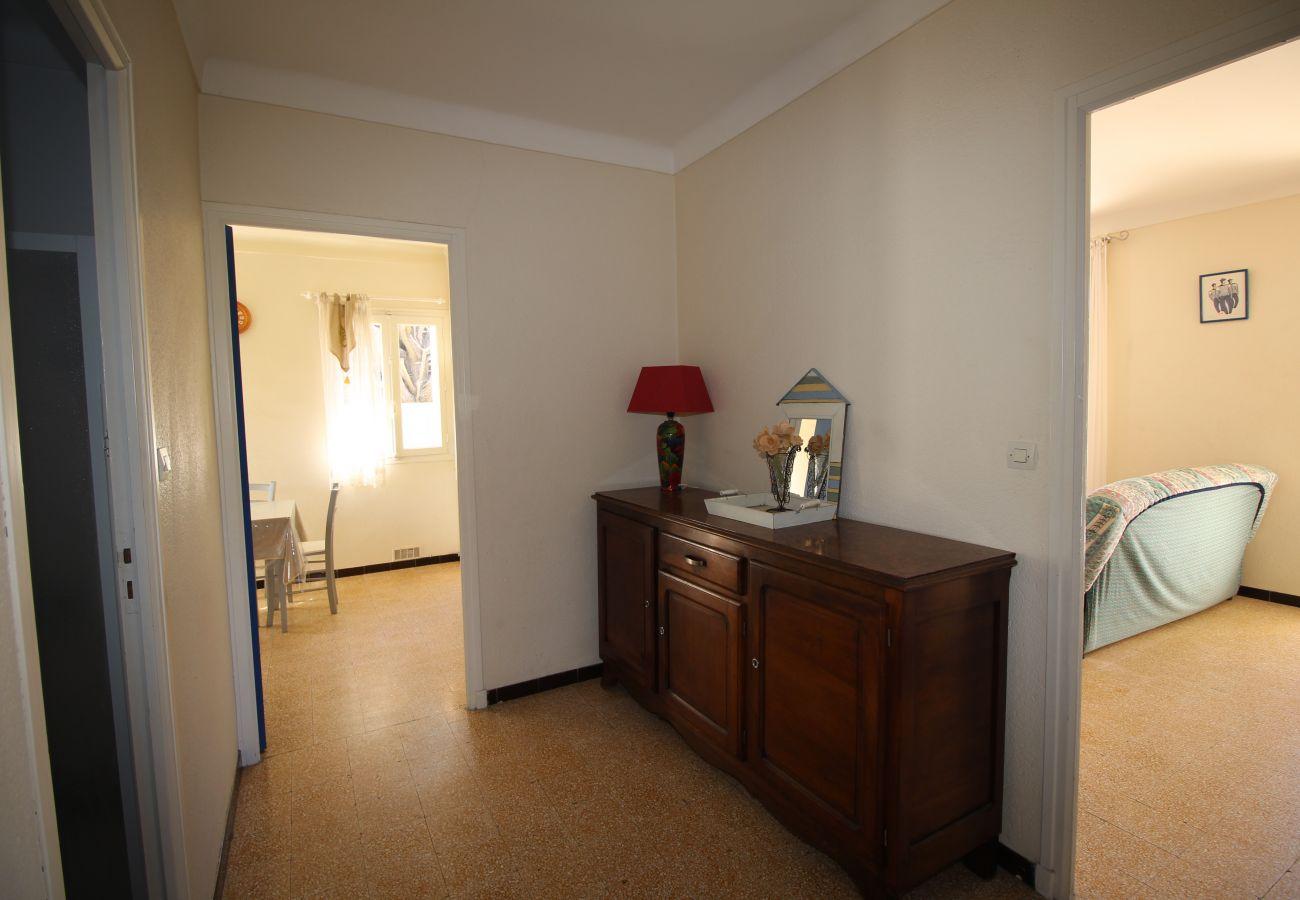Maison à Canet-en-Roussillon - Maison 3 chambres à 600m de la plage