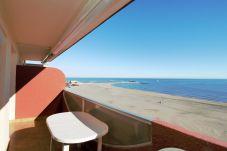 Appartement à Canet-en-Roussillon - Appartement T2 avec vue mer et parking