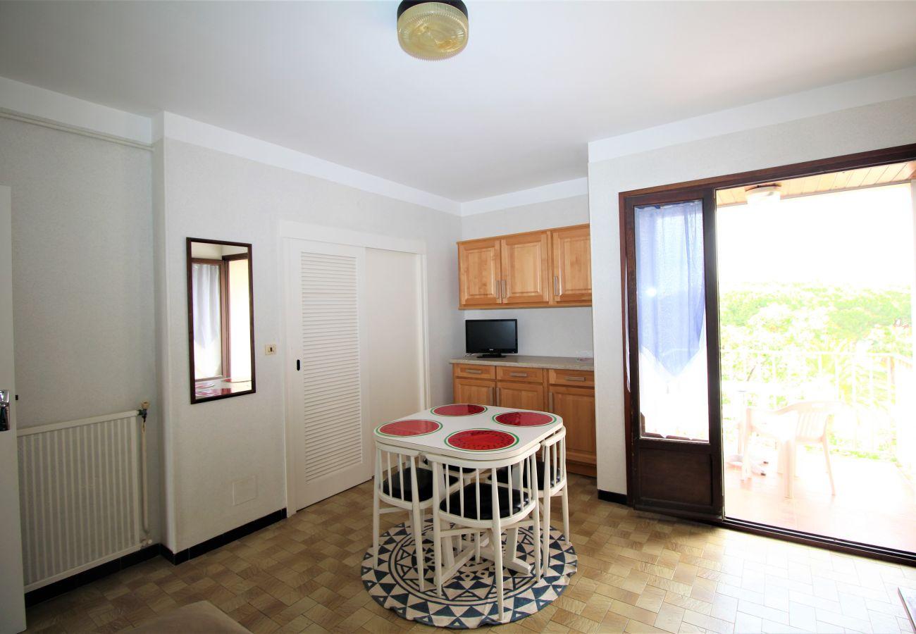 Appartement à Canet-en-Roussillon - 2 pièces dans le centre avec parking