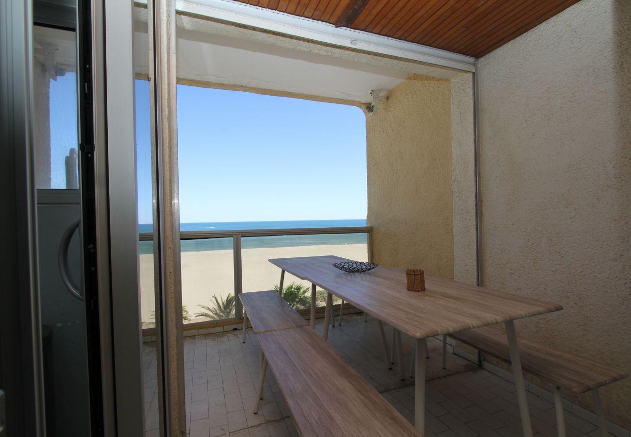 Appartement à Canet-en-Roussillon - Appartement Vue Mer 6 personnes