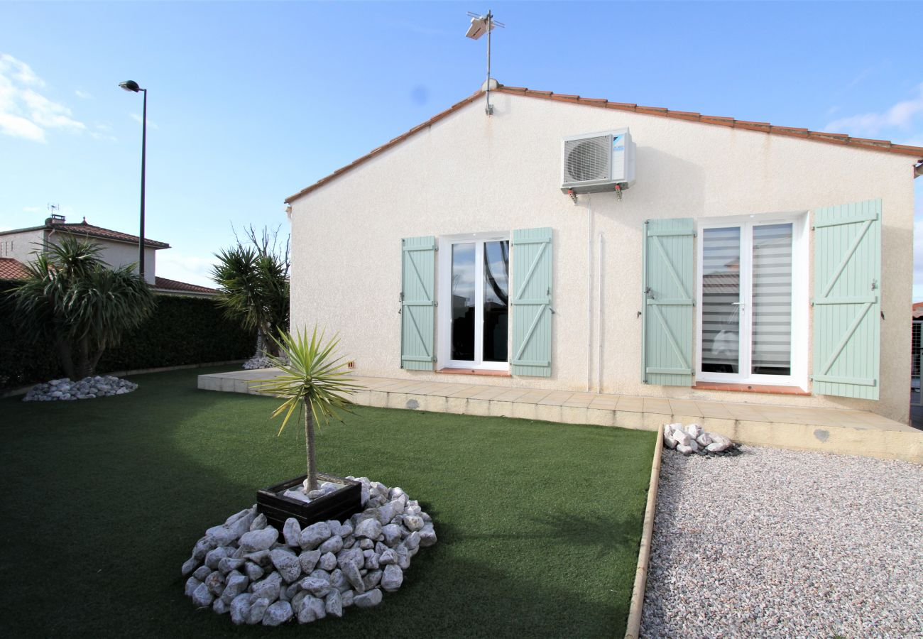 Villa à Elne - Villa 8 personnes avec piscine