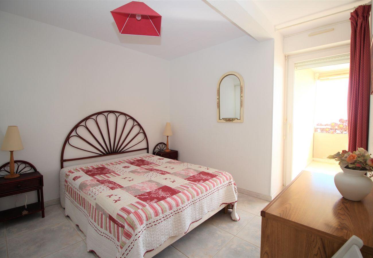 Appartement à Canet-en-Roussillon - Appartement 2 chambres avec vue mer et parking