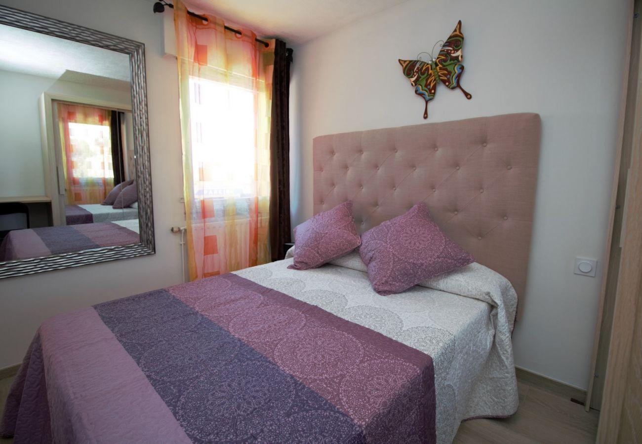 Apartment in Canet-en-Roussillon - 2 pièces classé 3 étoiles
