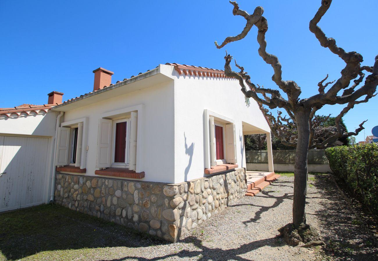 House in Canet-en-Roussillon - Maison 3 chambres à 600m de la plage