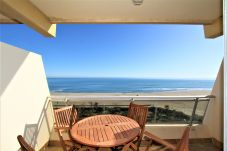 Studio in Canet-en-Roussillon - Studio for 3 with sea view